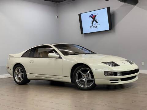 1992 Nissan 300ZX for sale at TX Auto Group in Houston TX