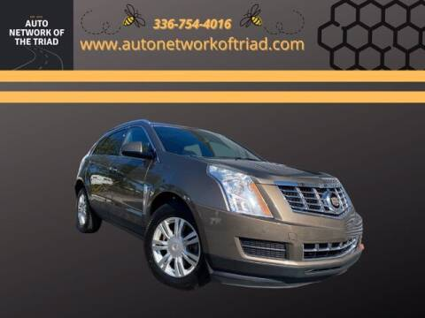 2014 Cadillac SRX for sale at Auto Network of the Triad in Walkertown NC