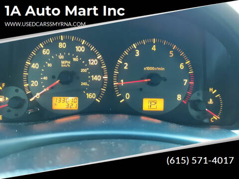 2004 Honda CR-V for sale at 1A Auto Mart Inc in Smyrna TN