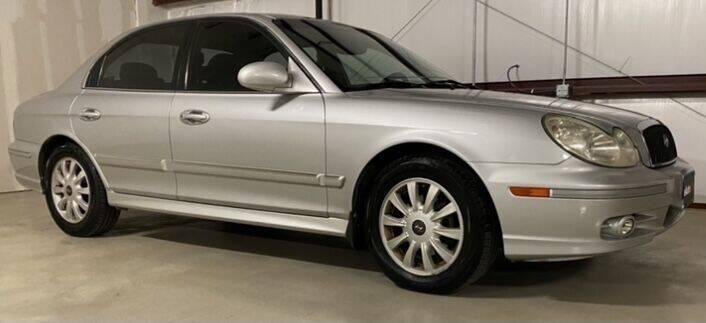 2005 Hyundai Sonata for sale at eAuto USA in New Braunfels TX