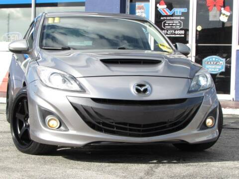 2011 Mazda MAZDASPEED3 for sale at VIP AUTO ENTERPRISE INC. in Orlando FL