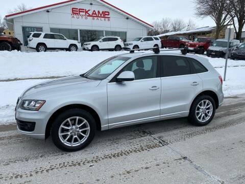 2010 Audi Q5 for sale at Efkamp Auto Sales LLC in Des Moines IA