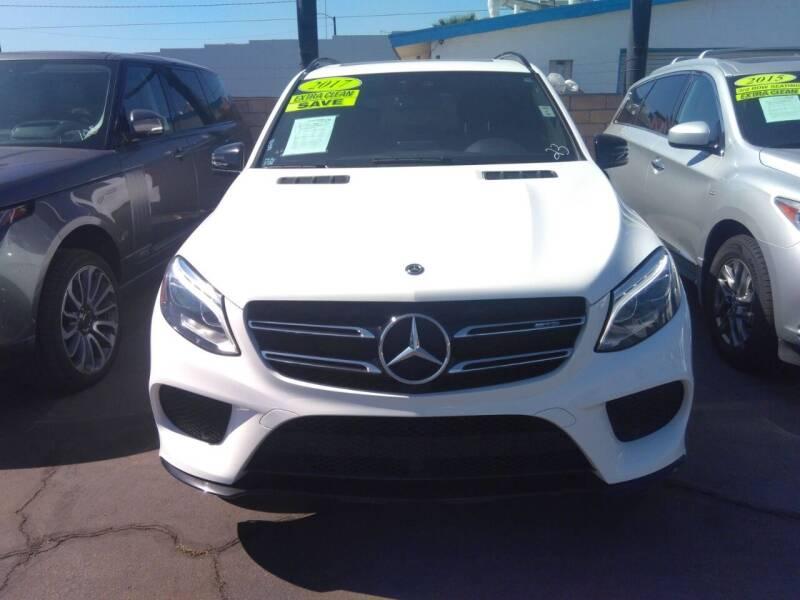 2017 Mercedes-Benz GLE for sale at Empire Car Sales in Miami FL