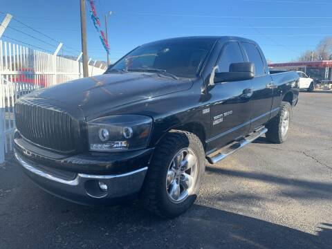 2006 Dodge Ram Pickup 1500 for sale at Robert B Gibson Auto Sales INC in Albuquerque NM