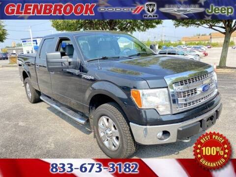 2014 Ford F-150 for sale at Glenbrook Dodge Chrysler Jeep Ram and Fiat in Fort Wayne IN