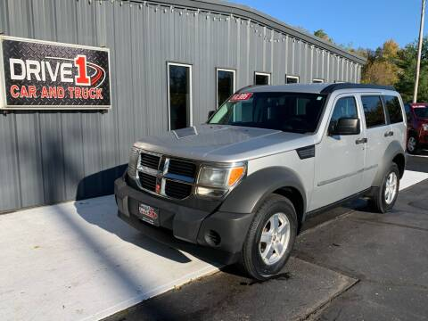 2007 Dodge Nitro for sale at Drive 1 Car & Truck in Springfield OH