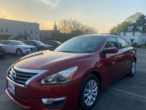 2014 Nissan Altima for sale at 1NCE DRIVEN in Easton PA