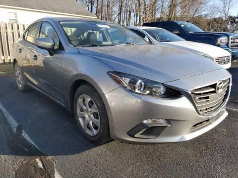 2016 Mazda MAZDA3 for sale at Impex Auto Sales in Greensboro NC