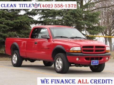 2000 Dodge Dakota for sale at NY AUTO SALES in Omaha NE