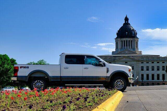 2021 Ford F-250 Super Duty for sale in Pierre, SD