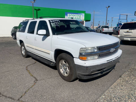 2006 Chevrolet Suburban for sale at Independent Auto Sales #2 in Spokane WA