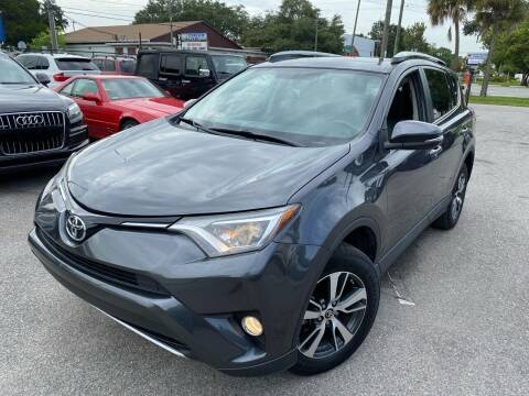 2016 Toyota RAV4 for sale at CHECK  AUTO INC. in Tampa FL