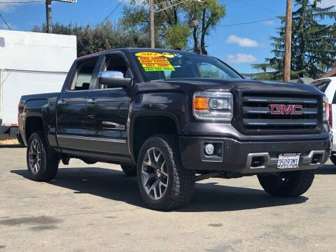 2014 GMC Sierra 1500 for sale at Victory Auto Sales in Stockton CA