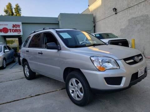 2009 Kia Sportage for sale at Joy Motors in Los Angeles CA