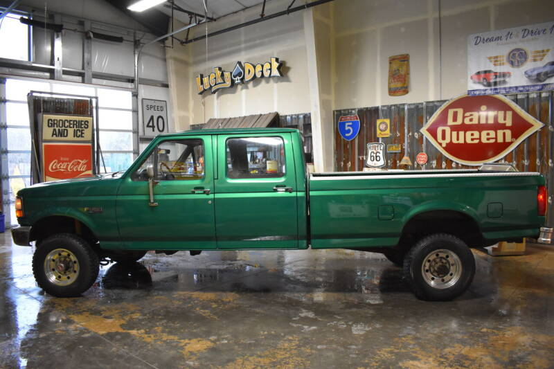 1993 Ford F-350 for sale at Cool Classic Rides in Redmond OR