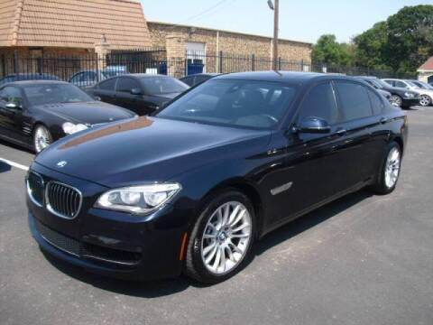 2015 BMW 7 Series for sale at German Exclusive Inc in Dallas TX