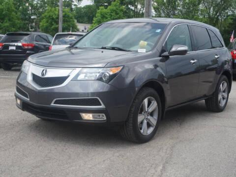 2011 Acura MDX for sale at Suburban Chevrolet of Ann Arbor in Ann Arbor MI