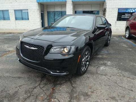 2016 Chrysler 300 for sale at Wilkins Automotive Group in Westland MI