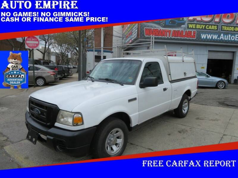 2010 Ford Ranger for sale at Auto Empire in Brooklyn NY
