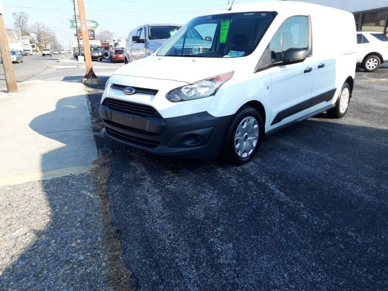 2016 Ford Transit Connect Cargo for sale at Automotive Fleet Sales in Lemoyne PA