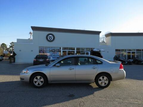 2008 Chevrolet Impala for sale at Moke America of Virginia Beach in Virginia Beach VA