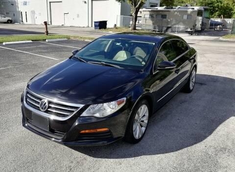 2012 Volkswagen CC for sale at Best Price Car Dealer in Hallandale Beach FL