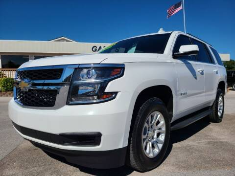 2015 Chevrolet Tahoe for sale at Gary's Auto Sales in Sneads Ferry NC