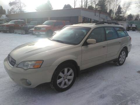 2006 Subaru Outback for sale at Pepp Motors in Marquette MI