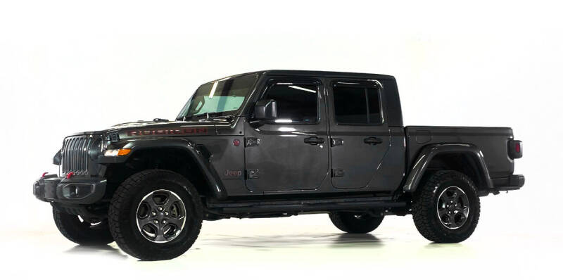 2020 Jeep Gladiator for sale at Houston Auto Credit in Houston TX