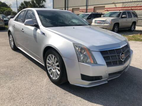 2011 Cadillac CTS for sale at Marvin Motors in Kissimmee FL