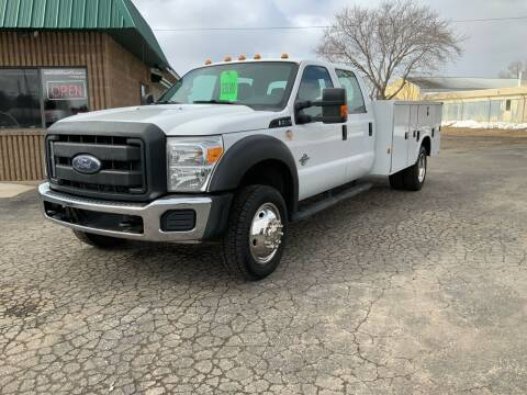 2016 Ford F-550 Super Duty for sale at Stein Motors Inc in Traverse City MI
