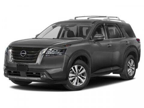2022 Nissan Pathfinder for sale at Stephen Wade Pre-Owned Supercenter in Saint George UT