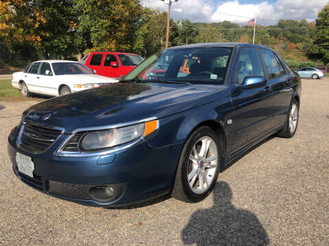 2007 Saab 9-5 for sale at Used Cars 4 You in Carmel NY