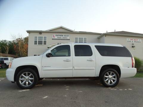 2008 GMC Yukon XL for sale at SOUTHERN SELECT AUTO SALES in Medina OH