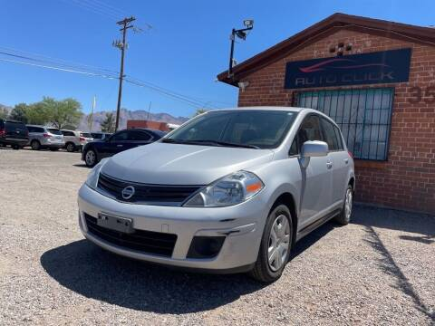 2011 Nissan Versa for sale at Auto Click in Tucson AZ