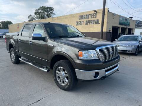 2008 Ford F-150 for sale at City Auto Sales in Roseville MI