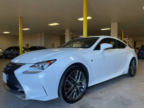 2016 Lexus RC 300 for sale at Vantage Auto Group - Vantage Auto Wholesale in Lodi NJ