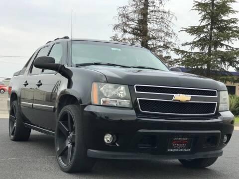 2007 Chevrolet Avalanche for sale at AutoAffari LLC in Sacramento CA