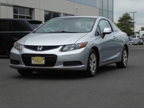 2012 Honda Civic for sale at Loudoun Motor Cars in Chantilly VA
