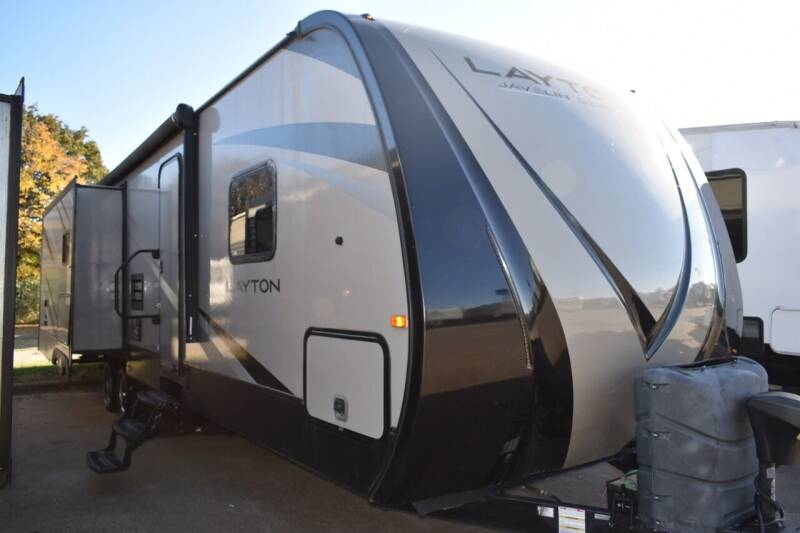 2016 Skyline Layton 325RL for sale at Buy Here Pay Here RV in Burleson TX
