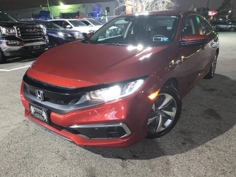 2019 Honda Civic for sale at EUROPEAN AUTO EXPO in Lodi NJ