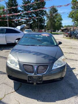 2005 Pontiac G6 for sale at Carfast Auto Sales in Dolton IL