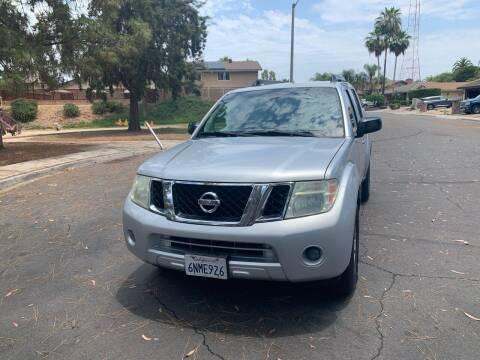 2010 Nissan Pathfinder for sale at Gold Coast Motors in Lemon Grove CA