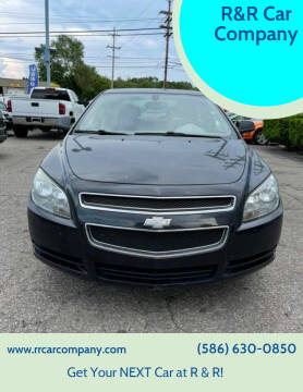 2010 Chevrolet Malibu for sale at R&R Car Company in Mount Clemens MI