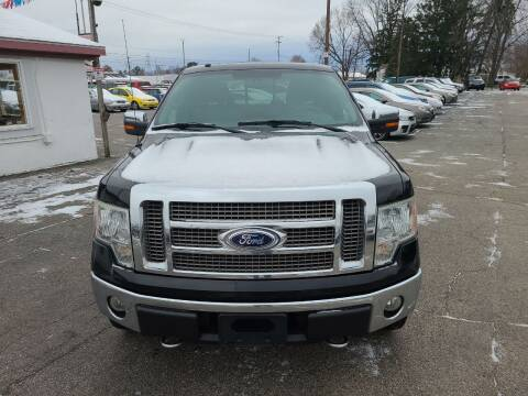 2009 Ford F-150 for sale at All State Auto Sales, INC in Kentwood MI