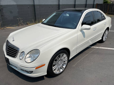 2008 Mercedes-Benz E-Class for sale at APX Auto Brokers in Lynnwood WA