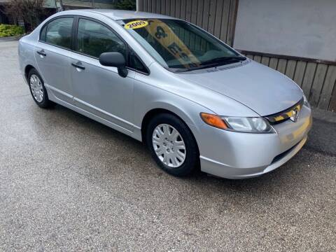 2009 Honda Civic for sale at Worldwide Auto Group LLC in Monroeville PA