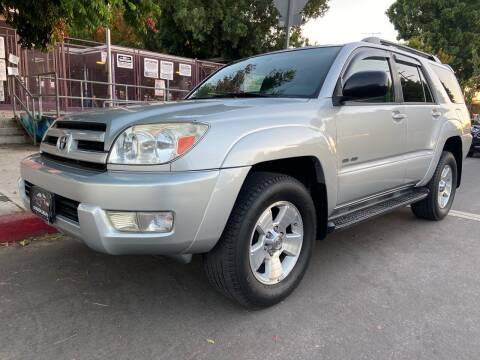 2004 Toyota 4Runner for sale at Donada  Group Inc in Arleta CA