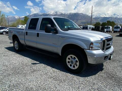 2006 Ford F-250 Super Duty for sale at Shamrock Group LLC #1 in Pleasant Grove UT
