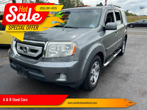 2009 Honda Pilot for sale at A & R Used Cars in Clayton NJ
